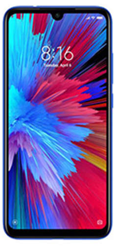 Xiaomi Redmi Note 7 (64GB Neptune Blue)