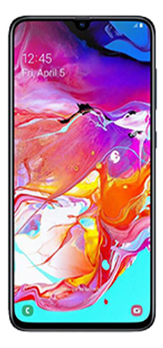 Samsung Galaxy A70 (128GB Black)