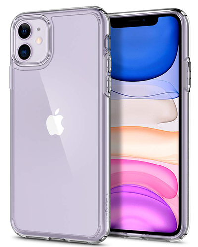 Apple Clear Case iPhone 11 (Clear)