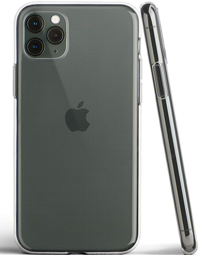 Apple Clear Case iPhone 11 Pro (Clear)