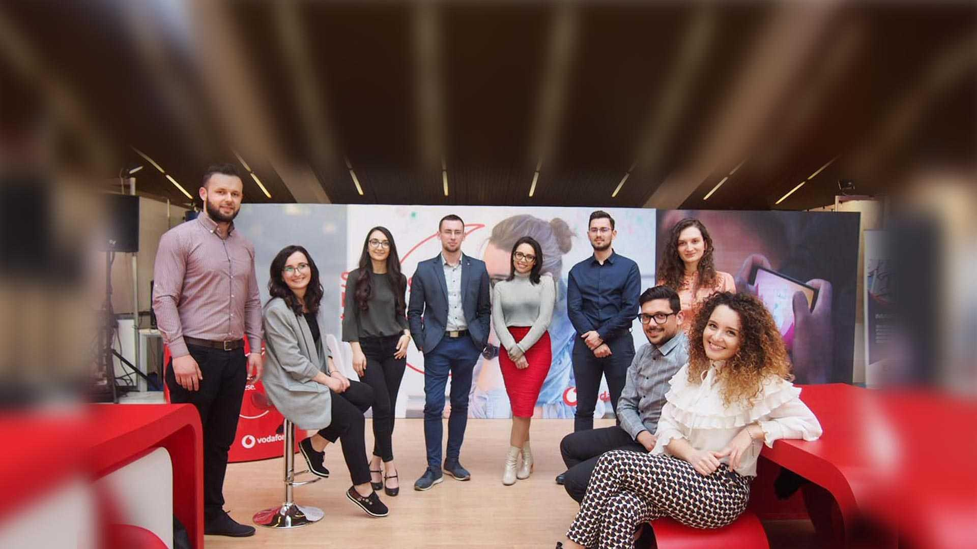 Discover Vodafone Graduate Program