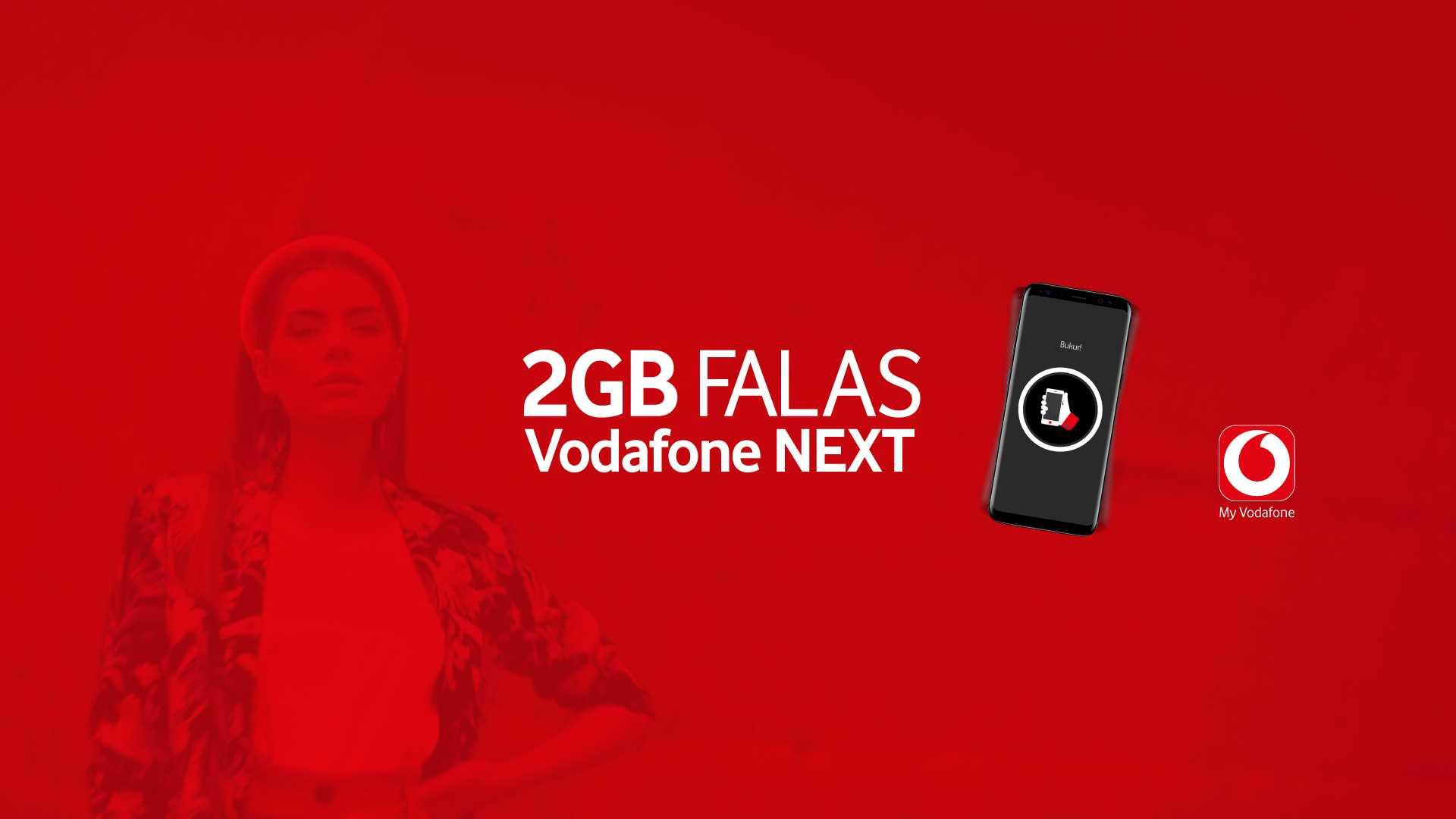 Vodafone Next 2GB Shake