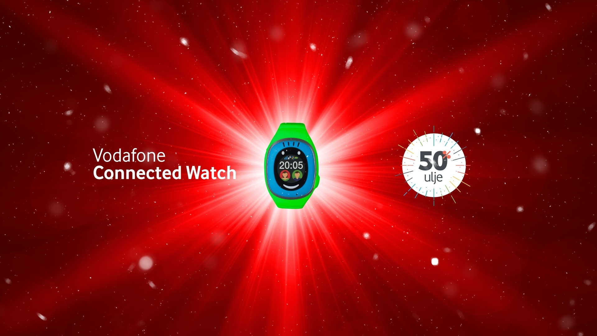 Vodafone Connected Watch