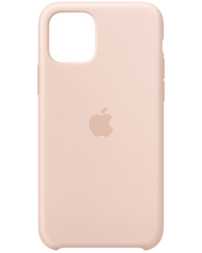 Apple Silicone Case iPhone 11 Pro  image