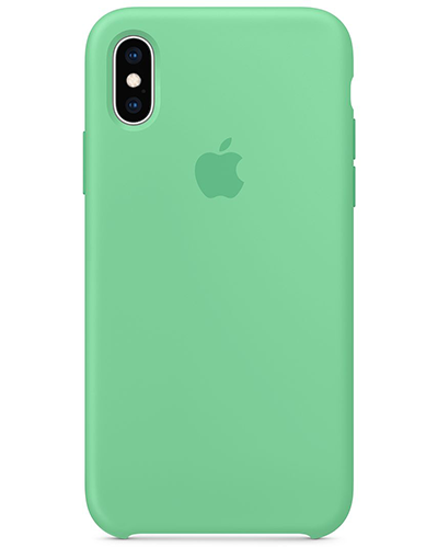 Apple Silicone Case iPhone XS Max   image