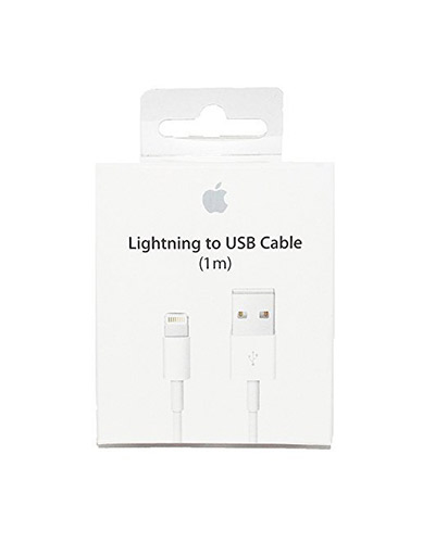 Apple Data Cable Lightning to USB 2m image
