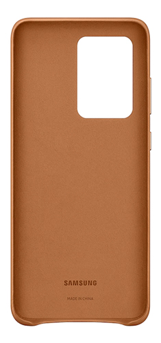 Leather Cover S20 Ultra image