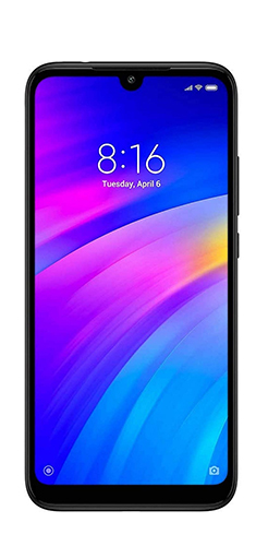 Xiaomi Redmi 7 (32GB Eclipse Black)