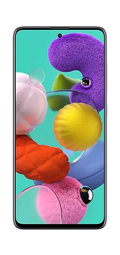 Samsung Galaxy A51 (128GB White)