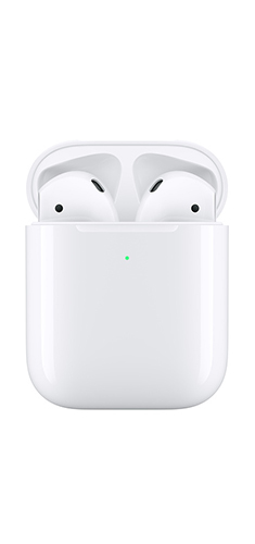 AppleAirpods with Wireless Charging Case