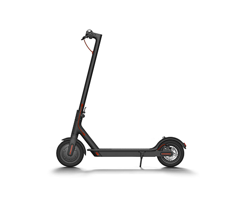 Xiaomi Electronic Scooter  (Black)